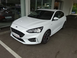 Ford Focus PREMIUM-S 5tg. 120 PS EcoBlue (ST-LINE BUSINESS / LAGERABVERKAUF) bei BM || Ford Danner PKW in