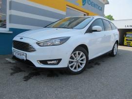 Ford Focus TITANIUM Traveller 1,5 TDCi (VOLLAUSSTATTUNG) bei BM || Ford Danner PKW in