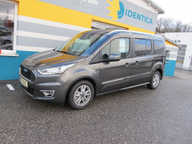 Ford Tourneo Connect Grand PREMIUM 120 PS EcoBlue (TITANIUM-AUSSTATTUNG) bei BM || Ford Danner PKW in