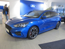 Ford Focus PREMIUM-S Kombi 125 PS EcoBoost (ST-LINE BUSINESS / NEUES MODELL) bei BM || Ford Danner PKW in