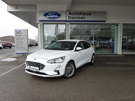 Ford Focus PREMIUM 5tg. 120 PS EcoBlue (TITANIUM BUSINESS / LAGERABVERKAUF) bei BM || Ford Danner PKW in