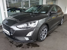 Ford Focus PREMIUM 5tg. 125 PS EcoBoost (TITANIUM BUSINESS / LAGERABVERKAUF) bei BM || Ford Danner PKW in