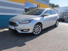 Ford Focus TITANIUM 1,5 TDCi (BESTPREIS + € 1.000,– FINANZIERUNGSBONUS) bei BM || Ford Danner PKW in