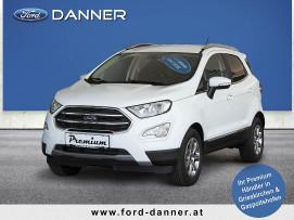 Ford EcoSport PREMIUM 100 PS EcoBlue (TITANIUM-AUSSTATTUNG / LAGERABVERKAUF) bei BM || Ford Danner PKW in