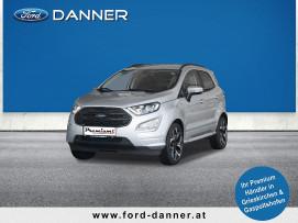 Ford EcoSport PREMIUM-S 100 PS EcoBlue (ST-LINE AUSSTATTUNG / LAGERABVERKAUF) bei BM || Ford Danner PKW in