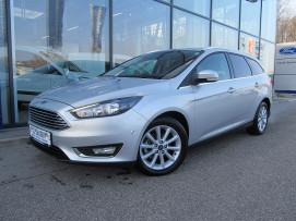 Ford Focus TITANIUM Kombi 1,5 TDCi (BESTPREIS +  1000€ FINANZIERUNGSBONUS) bei BM || Ford Danner PKW in