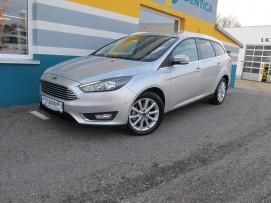 Ford Focus Traveller 1,5 TDCi TITANIUM (BESTPREIS + 1000€FINANZIERUNGSBONUS) bei BM || Ford Danner PKW in