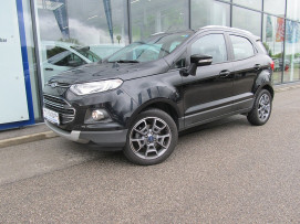 Ford EcoSport TITANIUM 1,5 TDCi (VOLLAUSSTATTUNG zum BESTPREIS) bei BM || Ford Danner PKW in