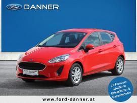 Ford Fiesta Trend 1,1 (TOP-AUSSTATTUNG ZUM BESTPREIS) bei BM || Ford Danner PKW in
