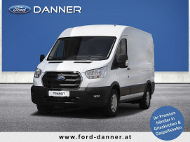 Ford Transit Kasten 2,0 EcoBlue 130PS L2H2 350 Trend (€ 22.680 exkl. / NEUES MODELL bei BM || Ford Danner PKW in