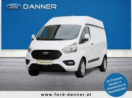 Ford Transit Custom Kasten Trend EK 130 PS EcoBlue 340 L2H2 (€ 24.180,– exkl. / LAGERABVERKAUF) bei BM || Ford Danner PKW in