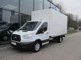 Ford Transit Pritsche Trend mit PLANENAUFBAU 350 L4H1 130 PS EcoBlue (€ 24.480,– exkl./ NEUES MODELL) bei BM || Ford Danner PKW in