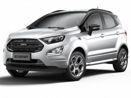 Ford EcoSport ST-LINE 100 PS EcoBoost (VOLLAUSSTATTUNG zum BESTPREIS) bei BM || Ford Danner PKW in