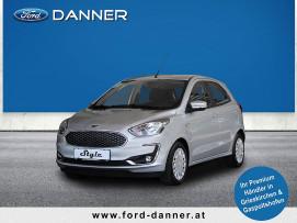 Ford Ka+ AMBIENTE 70 PS 5tg. (Kleiner Preis / Großer Komfort) bei BM || Ford Danner PKW in