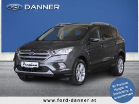 Ford Kuga PREMIUM 120 PS TDCi (TITANIUM-AUSSTATTUNG) bei BM || Ford Danner PKW in