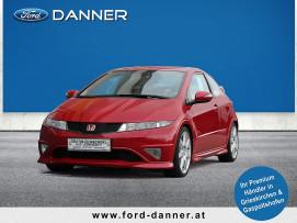 Honda Civic Type R 2,0i-VTEC ( Klimatic,So.&Winterr. 18″ Alu,uvm.) bei BM || Ford Danner PKW in