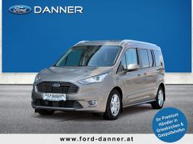 Ford Tourneo CONNECT GRAND TITANIUM 1,5 TDCi (BESTPREIS + € 1.000,- FINANZIERUNGSBONUS*) bei BM || Ford Danner PKW in
