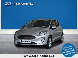 Ford Fiesta TITANIUM 5tg. 85 PS (TAGESZULASSUNG zum BESTPREIS) bei BM || Ford Danner PKW in