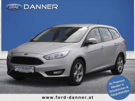 Ford Focus BUSINESS EDITION Traveller 1.5 TDCI (BESTPREIS + € 1.000,- FINANZIERUNGSBONUS*) bei BM || Ford Danner PKW in