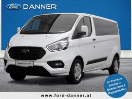 Ford Transit Custom Variobus 2,0 TDCI L2H1 310 Trend 130PS Mild-Hybrid (MHEV)  (€ 28.080,– exkl. Nova und MWST) Transit Custom Kasten Trend 130 PS EcoBlue 340 L1H bei BM || Ford Danner PKW in