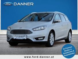 Ford Focus TITANIUM Traveller 1,5 TDCi  (BESTPREIS + 1000€ FINANZIERUNGSBONUS) bei BM || Ford Danner PKW in