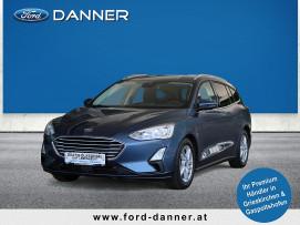 Ford Focus TREND EDITION BUSINESS 1,5 EcoBlue (BESTPREIS + € 1000 FINANZIERUNGSBONUS*) bei BM || Ford Danner PKW in