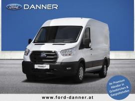 Ford Transit Kasten 2,0 EcoBlue 130PS L2H2 350 Trend (€ 22.580 exkl. / NEUES MODELL bei BM || Ford Danner PKW in