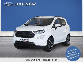Ford EcoSport ST-LINE 100 PS EcoBlue (VORFÜHRWAGEN zum BESTPREIS) bei BM || Ford Danner PKW in