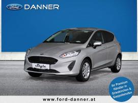 Ford Fiesta TREND 5tg. 85 PS (STYLE-AUSSTATTUNG / LAGERABVERKAUF) bei BM || Ford Danner PKW in