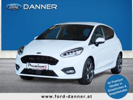 Ford Fiesta ST-LINE 5tg. 100 PS EcoBoost (PREMIUM-S AUSSTATTUNG / LAGERABVERKAUF) bei BM || Ford Danner PKW in