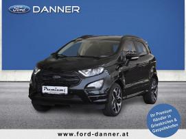 Ford EcoSport PREMIUM-X 100 PS EcoBlue (ST-LINE AUSSTATTUNG zum BESTPREIS) bei BM || Ford Danner PKW in
