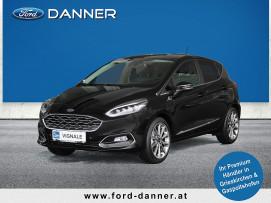 Ford Fiesta VIGNALE 5tg. 100 PS EcoBoost (LUXUS-AUSSTATTUNG /  LAGERABVERKAUF) bei BM || Ford Danner PKW in