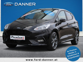 Ford Fiesta ST-LINE 5tg. 95 PS EcoBoost (PREMIUM-S AUSSTATTUNG / LAGERABVERKAUF) bei BM || Ford Danner PKW in