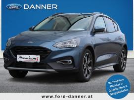 Ford Focus ACTIVE 5tg. 125 PS EcoBoost (PREMIUM-AUSSTATTUNG / LAGERABVERKAUF) bei BM || Ford Danner PKW in