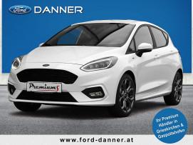 Ford Fiesta ST-LINE X 5tg. 95 PS EcoBoost (PREMIUM-S Ausstattung / LAGERABVERKAUF) bei BM || Ford Danner PKW in