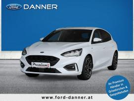 Ford Focus ST-Line 5tg. 120 PS EcoBlue (PREMIUM-S AUSSTATTUNG / LAGERABVERKAUF) bei BM || Ford Danner PKW in