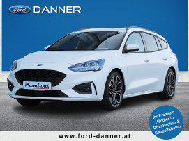 Ford Focus ST-LINE Kombi 120 PS EcoBlue Automatik (PREMIUM-S AUSSTATTUNG / LAGERABVERKAUF) bei BM || Ford Danner PKW in
