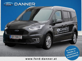 Ford Tourneo Connect GRAND TITANIUM-X (BLACK DANNER DAY AKTION*) bei BM || Ford Danner PKW in