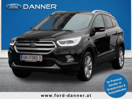 Ford Kuga TITANIUM-X 2,0 TDCi AUT. (BLACK DANNER DAY AKTION*) bei BM || Ford Danner PKW in