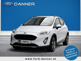 Ford Fiesta ACTIVE 5tg. 85 PS TDCi (BLACK DANNER DAY AKTION*) bei BM || Ford Danner PKW in