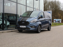 Ford Tourneo Custom 2,0 EcoBlue 320 L1 Sport Aut. ( € 36.280,– exkl. NOVA und MWST) bei BM || Ford Danner PKW in