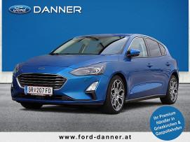 Ford Focus TITANIUM-X 120 PS (VOLLAUSSTATTUNG/BESTPREIS) bei BM || Ford Danner PKW in