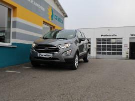 Ford EcoSport TITANIUM 125 PS EcoBoost Aut. (VOLLAUSSTATTUNG/BESTPREIS) bei BM || Ford Danner PKW in