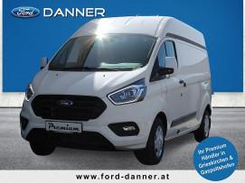 Ford Transit Custom Kasten Trend 130 PS EcoBlue 340 L2H2 (€ 22.980,– exkl. / LAGERABVERKAUF) bei BM || Ford Danner PKW in