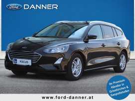 Ford Focus COOL & CONNECT Kombi 95 PS EcoBlue (LAGERABVERKAUF / STYLE-AUSSTATTUNG) bei BM || Ford Danner PKW in