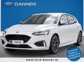 Ford Focus ST-LINE 5tg. 125 PS EcoBoost (LAGERABVERKAUF / PREMIUM-S) bei BM || Ford Danner PKW in