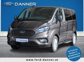 Ford Tourneo Custom TITANIUM PHEV 126 PS EcoBoost (LAGERABVERKAUF / PLUG-IN HYBRID) bei BM || Ford Danner PKW in