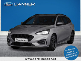 Ford Focus ST-LINE Kombi 120 PS EcoBlue (PREMIUM-S AUSSTATTUNG) bei BM || Ford Danner PKW in