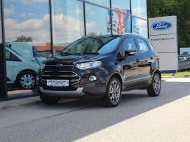 Ford EcoSport TITANIUM 125 PS EcoBoost (LEDER, SYNC, TEMPOMAT, KLIMATRONIC, WINTERPAKET, uvm.) bei BM || Ford Danner PKW in