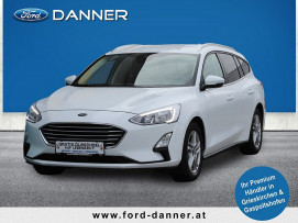 Ford Focus COOL&CONNECT Kombi 120 PS EcoBlue (+ € 1.000,– FINANZIERUNGSBONUS*) bei BM || Ford Danner PKW in